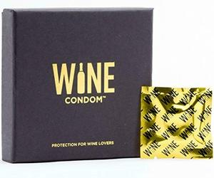 Wine Condoms | Wine & Beverage Bottle Stopper Air-Tight Grip | Prolong Beverage, an item from the 'Go Go Gadgets' hand-picked list