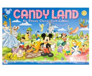 Disney Parks Authentic Mickey Mouse Characters Candyland Game NEW, an item from the 'Games People Play' hand-picked list