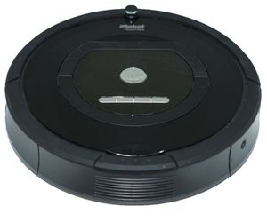iRobot Roomba 770 Vacuum Cleaning Robot Black With Charging Dock, an item from the 'Go Go Gadgets' hand-picked list