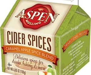 Aspen Mulling Cider Spice - Caramel Apple Spice Blend - Apple Cider Drink - 5.65, an item from the 'Spice Up Your Life' hand-picked list