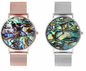 Ocean Shell Women Watch Wristwatches Stainless Steel Bracelet Lady Female Sea, an item from the 'Watches for Her ' hand-picked list