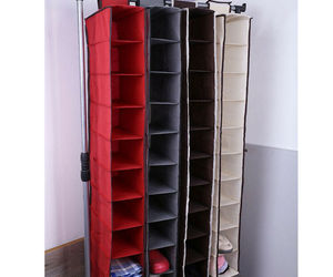 Non-woven Shoes Storage Bag Shoe Organize 4 Color, an item from the 'Let's Put Things in Order' hand-picked list