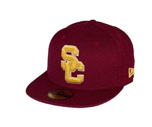USC Trojans 59Fifty Fitted Cap 7, an item from the 'Awesome Baseball Hats' hand-picked list