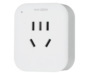 MoesHouse AU WiFi Smart Socket Power Plug Mobile APP Remote Control Works with A, an item from the 'Smart Home and WiFi' hand-picked list