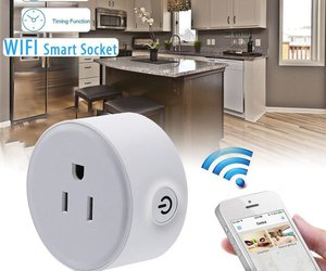 Wifi Smart Plug - 2200W Wireless Remote Control - US Plug - Free Shipping !!!, an item from the 'Smart Home and WiFi' hand-picked list