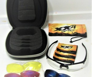 XX2i Optics Sports Sunglasses with Tank Case, an item from the 'Time For A Change...' hand-picked list