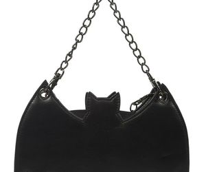 Lost Queen Bat Celebration Halloween Gothic Punk Handbag Backpack BG7267, an item from the 'Cute Bats and Black Cats' hand-picked list