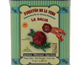 Pimenton de la Vera - Traditional Bittersweet Smoked Paprika - 40 x 2.5 oz, an item from the 'Spice Up Your Life' hand-picked list