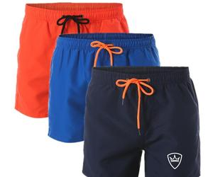 New Brand Men's Swim Shorts Swimwear Trunks Men's Beach Shorts Mens Swimming Sho, an item from the 'Summer Menswear' hand-picked list