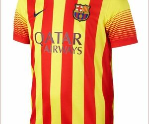 new NIKE Barca FC youth jersey dri-fit soccer 532809-703 FCB sz XL 13-15 yrs, an item from the 'Youth Soccer Gear' hand-picked list