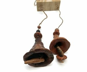 Unique Handmade Ceramic Windchime from the Holy City, an item from the 'Cool Stuff' hand-picked list