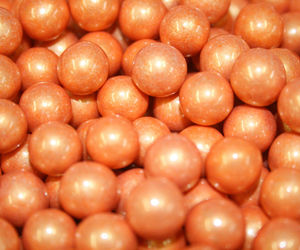 SIXLETS SHIMMER ORANGE, 1LB, an item from the 'Orange Dreamsicle Dreams' hand-picked list