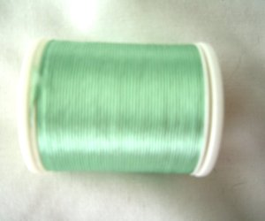 1447 Madeira Decor No 6 Thread 200m Sea Foam Green New, an item from the 'MINT CONDITION ' hand-picked list