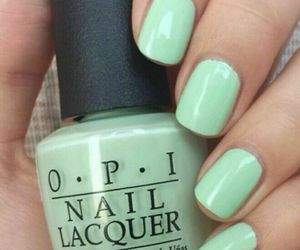 OPI Hawaii ~THAT'S HULA-RIOUS!~ Pastel Mint Green Creme Nail Polish Lacquer H65, an item from the 'MINT CONDITION ' hand-picked list