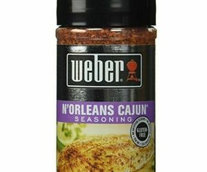 BRAND NEW SEALED Weber N'Orleans Cajun Seasoning Spice Grill Mix Gluten Free 5oz, an item from the 'Spice Up Your Life' hand-picked list