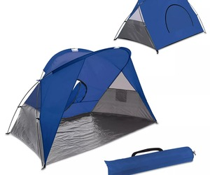 Picnic Time Cove Sun Shelter,2 People Pop-up Beach Tent, an item from the ' Pic·nick·ing' hand-picked list