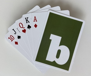 Classic Bonanza Playing Cards , an item from the 'Bonanza Swag' hand-picked list