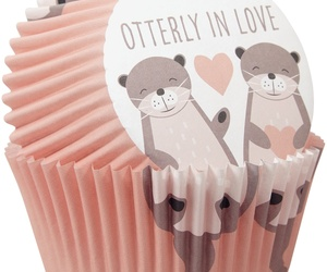 Cupcake Decorating Kit-Otterly In Love, an item from the 'Life is a Cake and Love is the Icing on Top of it.' hand-picked list