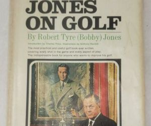 BOBBY JONES ON GOLF Robert Tyre (Bobby) Jones 1966 First Edition HC/DJ, an item from the 'Golf is my thing' hand-picked list