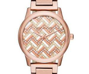 NEW Michael Kors MK3592 Rose Gold Watches, an item from the 'Rock Around the Clock' hand-picked list