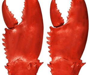 Halloween costume accessories lobster crab claws (a), an item from the 'Costume Accessories' hand-picked list