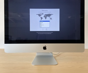 "Apple iMac 21.5-Inch ""Core i5"" 1.4Ghz, 8GB RAM, 500GB HDD (Mid-2014), an item from the 'Home Office Necessities ' hand-picked list"