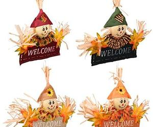 Thanksgiving Fall Autumn Harvest Pumpkin Leaves Decorations Home Decor Welcome B, an item from the 'Autumn Spirit' hand-picked list