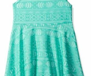 Girls Dress Marmellata Little Girls Green Lace Dress Size 7, an item from the 'Spring Wear' hand-picked list