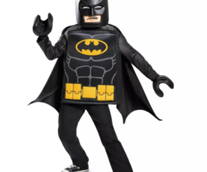 Kids' Lego Batman Movie Classic Halloween Costume M 7-8 Pants Not Included., an item from the 'Kids Halloween Costumes' hand-picked list