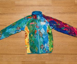 Volunteers Sweatshirt Zip Jacket Paralympic Games Sochi 2014 BOSCO Men S Women M, an item from the 'Paralympic Souvenirs' hand-picked list