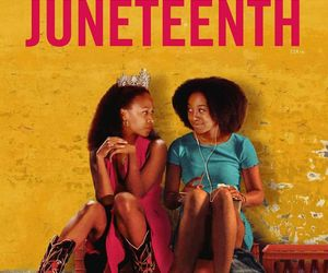 Miss Juneteenth Poster Channing Godfrey Peoples Movie Art Film Print 27x40 24x36, an item from the 'Juneteenth Celebrations' hand-picked list