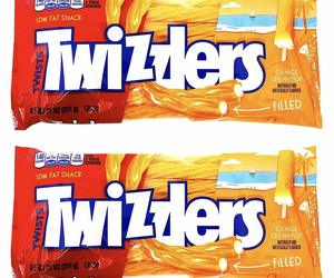 Twizzlers Creamsicle Dreamsicle Popsicle Orange Cream Pop Filled Twists 2 PACK, an item from the 'Orange Dreamsicle Dreams' hand-picked list
