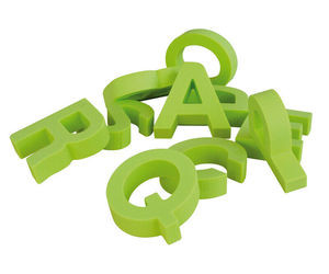 Aqquatix ABC Fun Alphabet Floating Letters Swimming Pool Teaching Aid Kids, an item from the 'Community Picks: Pool Party' hand-picked list