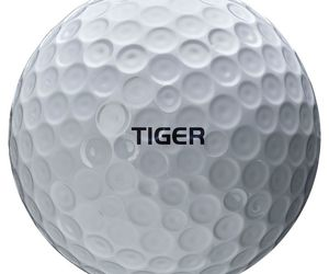 Bridgestone Tour B XS Golf Balls Tiger Edition Woods-Dzn Wht, an item from the 'Golf Essentials' hand-picked list