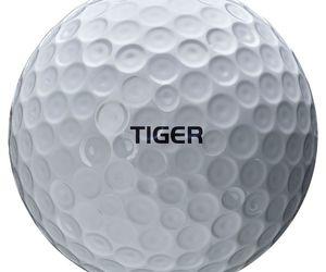 Bridgestone Tour B XS Golf Balls Tiger Edition Woods-Dzn Wht, an item from the 'Golf Essentials' hand-picked list