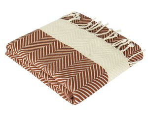 Hiera Hammam Towel XL | Sugar Almond, an item from the 'Blissful Baths' hand-picked list