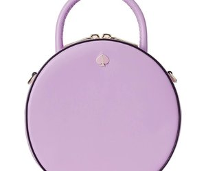 Kate Spade Women's Andi Canteen Iris Bloom Italian Smooth Leather Bag, an item from the 'Handbags for Her' hand-picked list