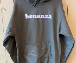"""Classic Bonanza """"Everything But the Ordinary"""" Pullover Hoodie (Olive), an item from the 'Bonanza Swag' hand-picked list"""