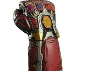 Rubies Avengers 4 Endgame Deluxe Nano Gauntlet Child Halloween Costume 200403, an item from the 'Kids Halloween Costumes' hand-picked list