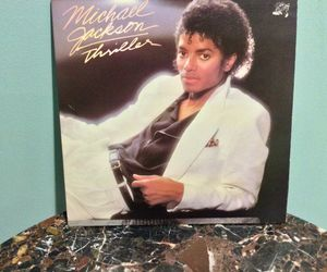 Michael Jackson p Vinyl Record  Thriller 1982, an item from the 'Record Store Day' hand-picked list