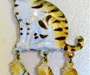 Cat Magnet FREEBIE with Purchase, an item from the 'Stuck On You....' hand-picked list