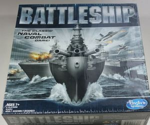 Battleship The Classic Naval Combat Strategy Board Game New , an item from the 'Make it a Classic Family Game Night ' hand-picked list