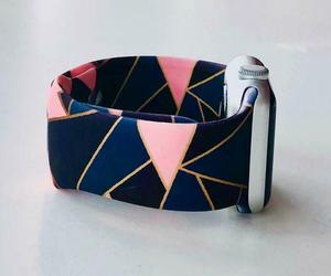 Boho Geometric Apple Watch Band, an item from the 'Boho Mom' hand-picked list