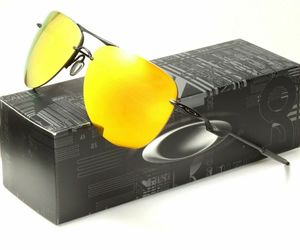 Oakley Tailpin Sunglasses OO4086-11 Satin Black Frame W/ Fire Iridium Lens NEW, an item from the 'Stylish Sunnies' hand-picked list