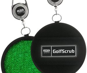 Izzo Golf Scrub Club & Ball Cleaner, an item from the 'Golf Essentials' hand-picked list