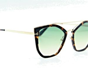 NEW TOM FORD TF 648 56P DAHLIA-02 GRADIENT AUTHENTIC FRAMES SUNGLASSES 55-19, an item from the 'Stylish Sunnies' hand-picked list