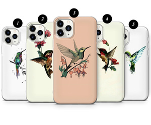 Bird silicon phone case for iPhone 5 6 7 8 X Xr Xs 11 12 Pro Max Mini Plus SE, an item from the 'Community Picks: Spring has sprung' hand-picked list