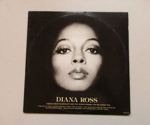 Diana Ross Theme From Mahogany vinyl record album, an item from the 'Record Store Day' hand-picked list