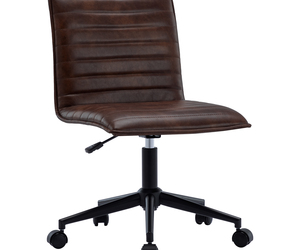 Duhome Office Chair Armless Swivel Computer Desk Chair Task Chair , an item from the 'Home Office Necessities ' hand-picked list