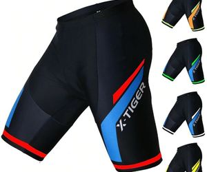 Men's MTB Cycling Bike Bicycle 5D Gel Padded Shorts Tights Pants XS S M L XL 2XL, an item from the 'Community Picks: Sporty Dad' hand-picked list